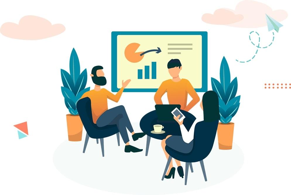 Integrating Online Business